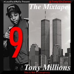 Tony Millions moves back from Ohio and drops his 4th solo mixtape.